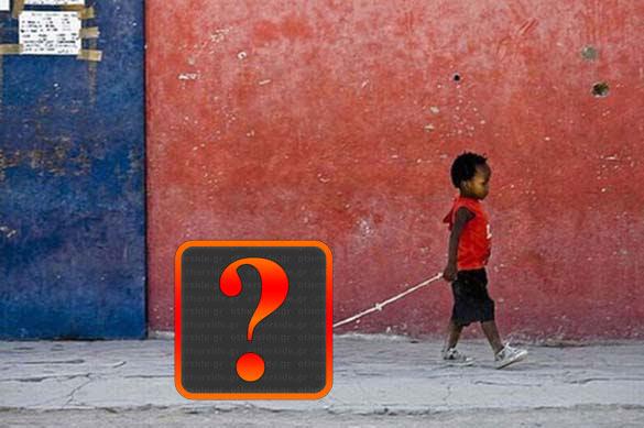 Τα παιδιά της Αφρικής δεν χρειάζονται ακριβά παιχνίδια
