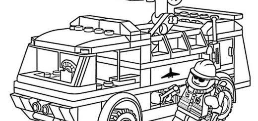38 ausmalbilder playmobil feuerwehr  besten bilder von