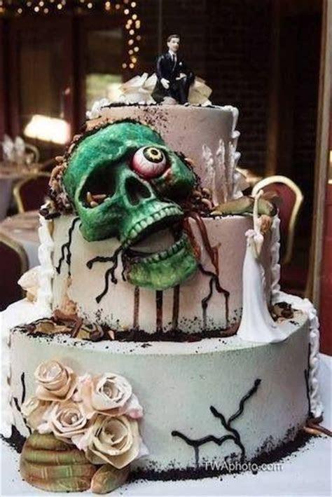 5 Crazy Wedding Cakes   Paperblog