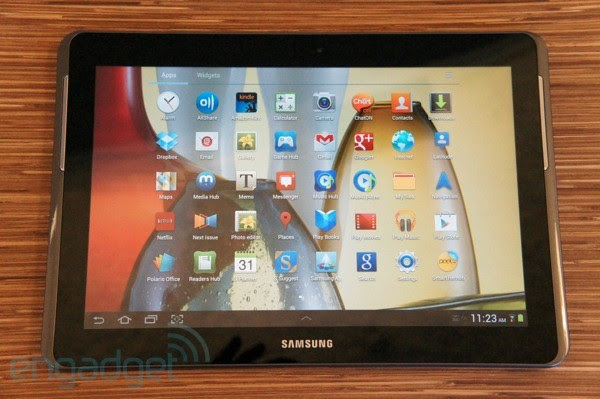 Samsung's next Galaxy Tab will have Intel inside, says Reuters