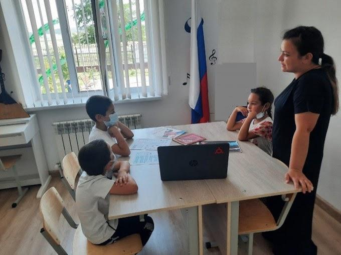 Работники домов культуры Ингушетии провели профилактические беседы сошкольниками