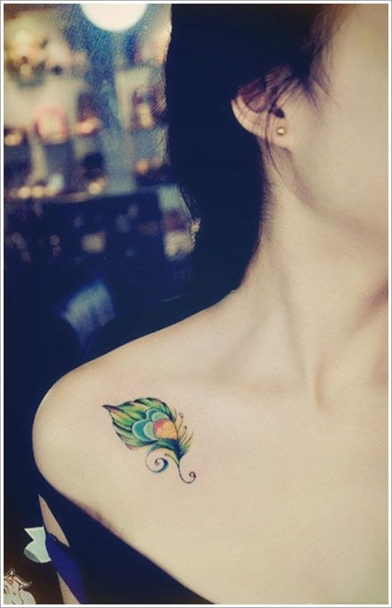 12 Feather Tattoo Designs You Wont Miss Pretty Designs