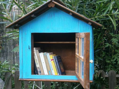 Little Free Library n. 3588