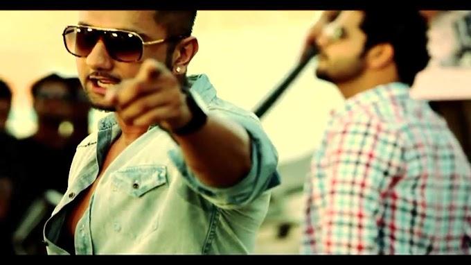 Yaar Bathere lyrics -  Alfaaz Feat. Honey Singh