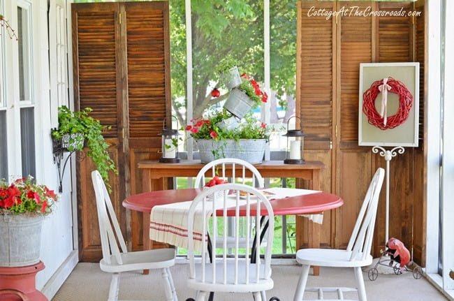 From My Front Porch To Yours-How I Found My Style Sundays-Cottage at the Crossroads
