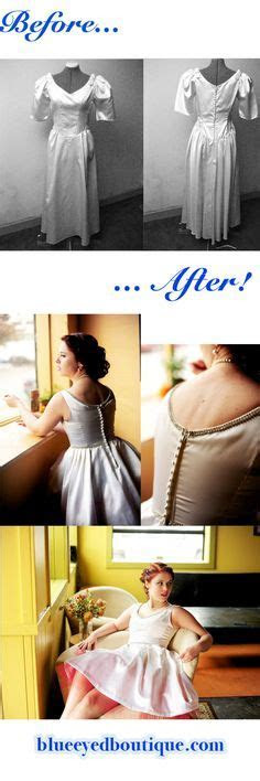 Before and After on Pinterest   Upcycled Vintage, Short