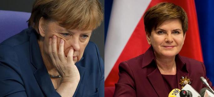 Niemcy niepogodzeni z niezależnością rządu Szydło!