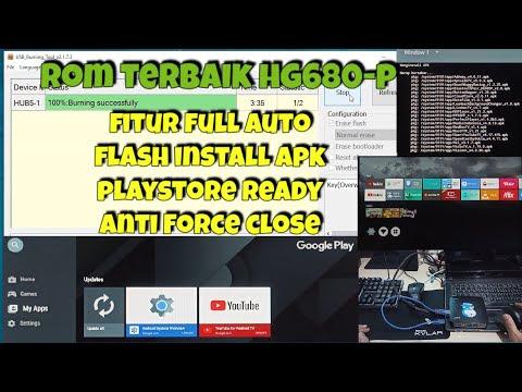 Firmware Fiberhome Hg680-p Pulpstone v2.3 Update 2020