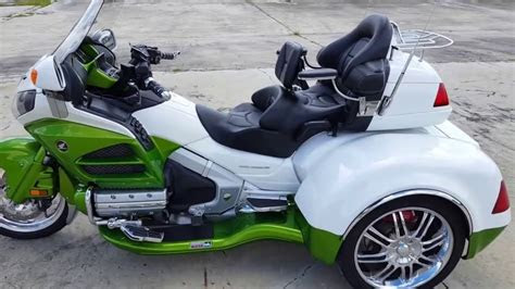 honda goldwing trike release date price  review
