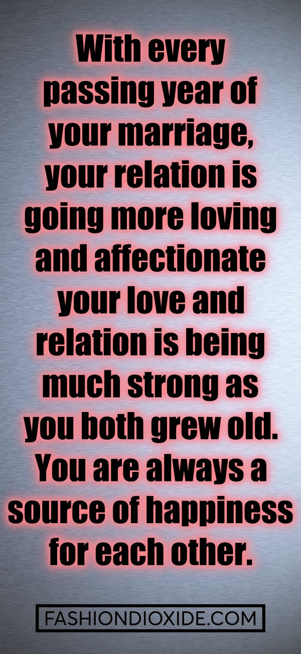 40 Original 25th Marriage Anniversary Quotes For Parents