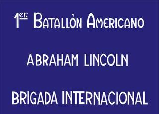 BANDERA BATALLON LINCOLN