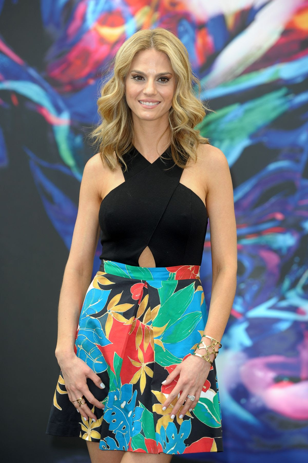 KELLY KRUGER at The Bold & The Beautiful Photocall at 56th Television Festival in Monte Carlo 06/13/2016