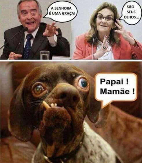 Papai & Mamãe!