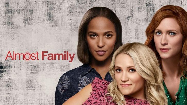 Almost Family - Episode 1.06 - Kosher AF - Press Release