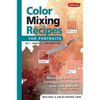 Recipes pdf mixing color