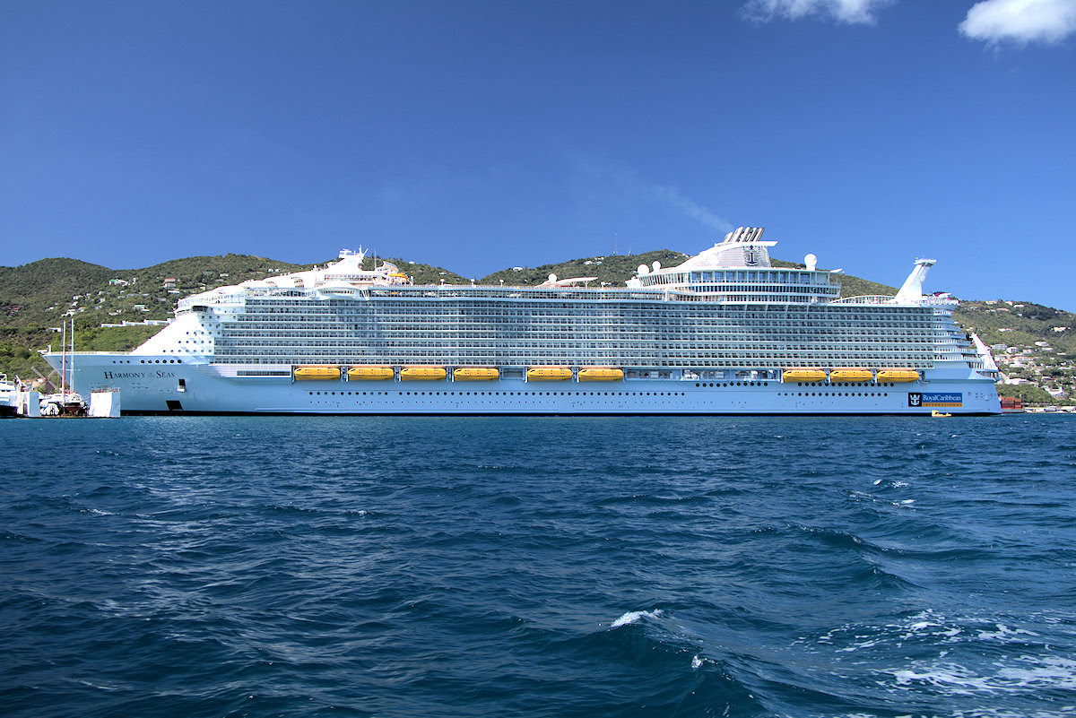 Jim Zims Harmony Of The Seas Cruise Review