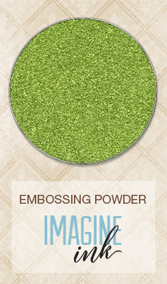 Imagine Ink - Embossing Powder - Sage
