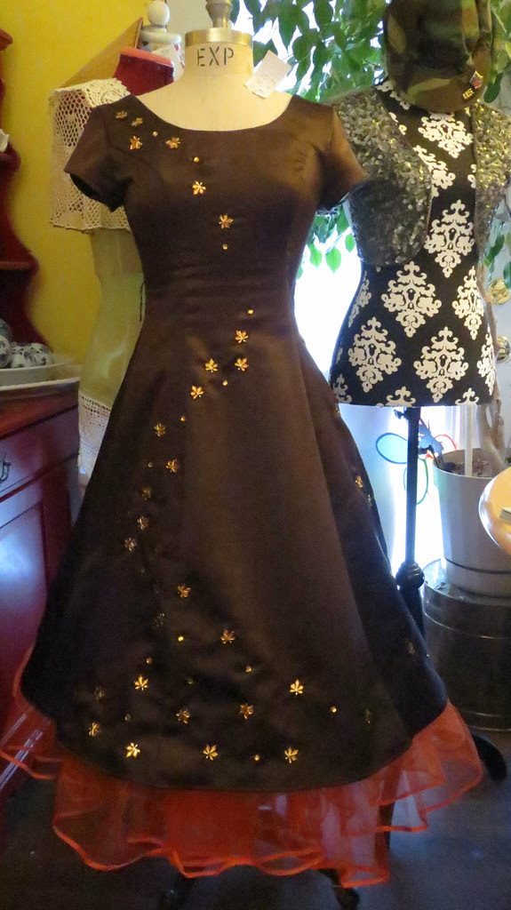 full dress still needs steaming