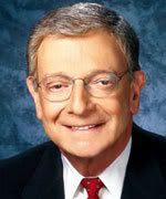 The late KTLA news anchor, Hal Fishman.