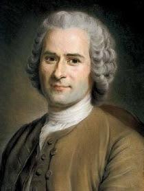 Risultati immagini per Jean Jacques Rousseau