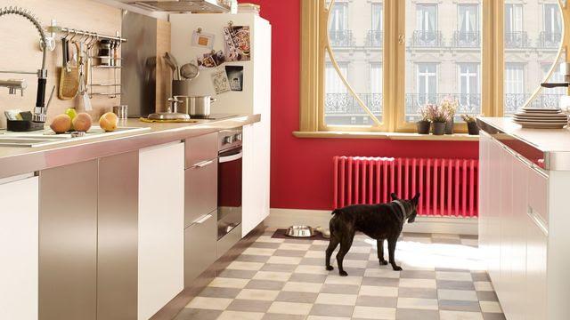 Repeindre Le Carrelage Au Sol De La Cuisine Côté Maison