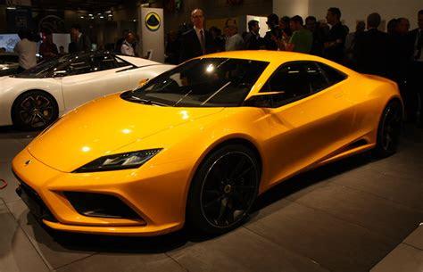 paris auto show  lotus elan