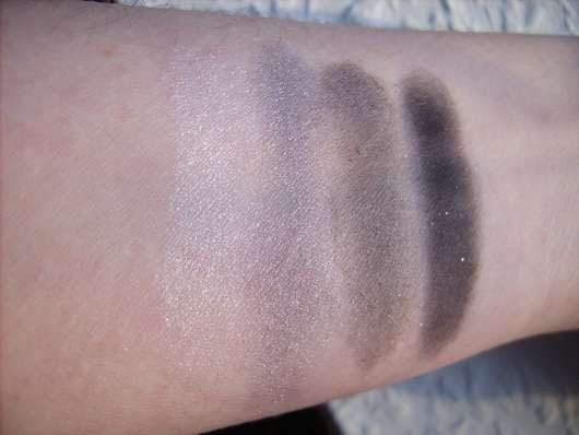 LR Deluxe Artistic Quattro Eyeshadow, Farbe: 01 Night Rock