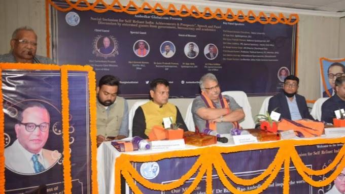 Bihar deputy CM bats for greater representation of weaker sections in all walks of life