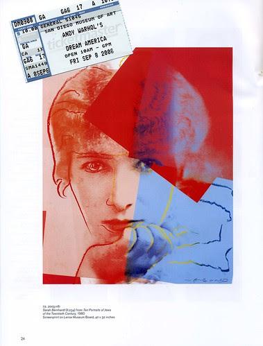 Warhol exhibit