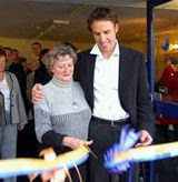 Southgate: Standing up to charity