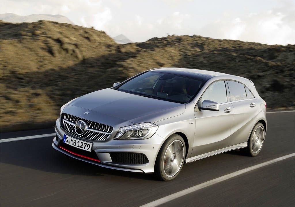 Mercedes-Benz A-Class - Car Pictures, Images - GaddiDekho.com