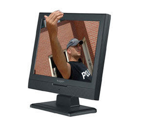 3D Computer Monitor Image image 12