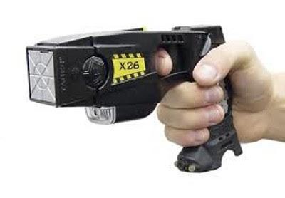 Segundo a Amnistia Internacional, de 2001 a 2007, morreram 290 pessoas depois de atingidas por agentes policiais armados com pistolas eléctricas.