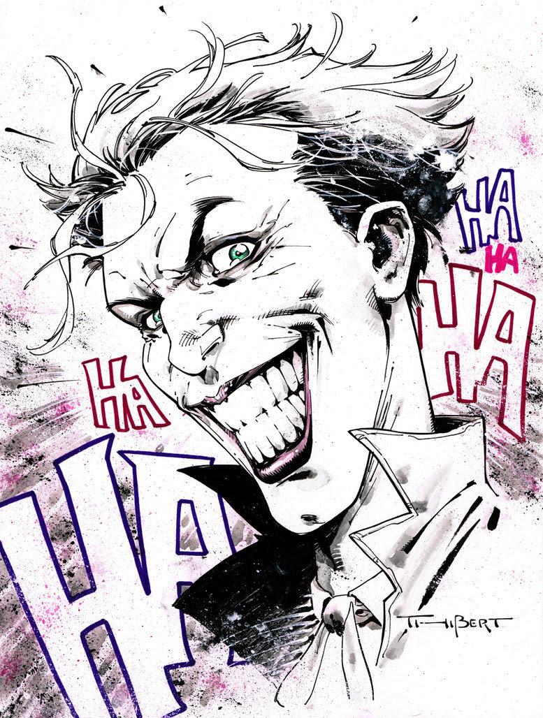 The Joker by Art Thibert