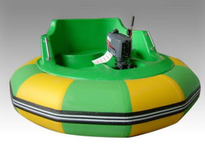 Quality Water Bumper Boats For Pool