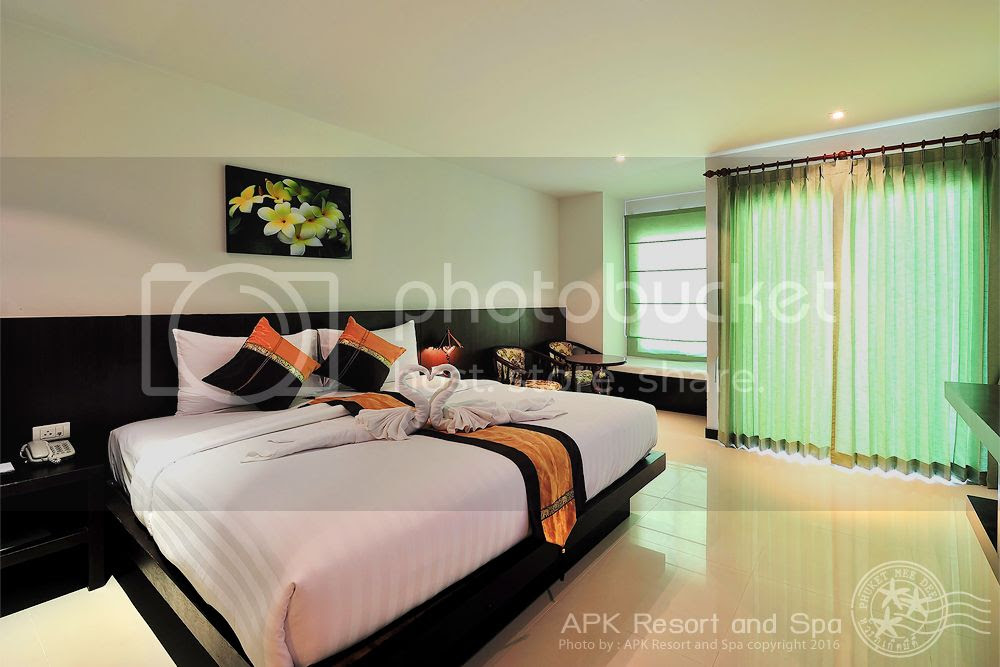 APK Resort and Spa at Patong Beach, Phuket, Thailand