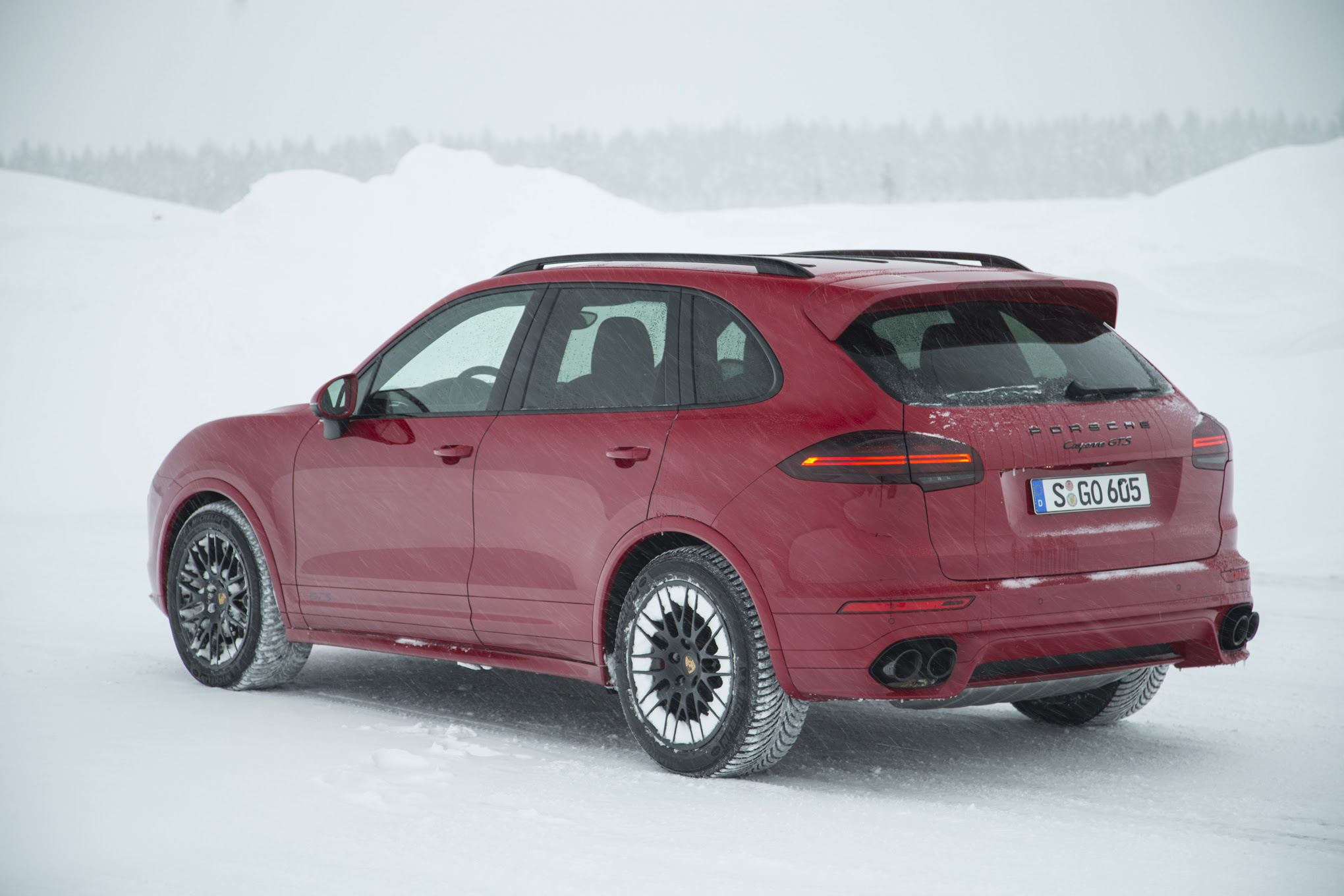 2016 Porsche Cayenne Gts Turbo S Review Automobile