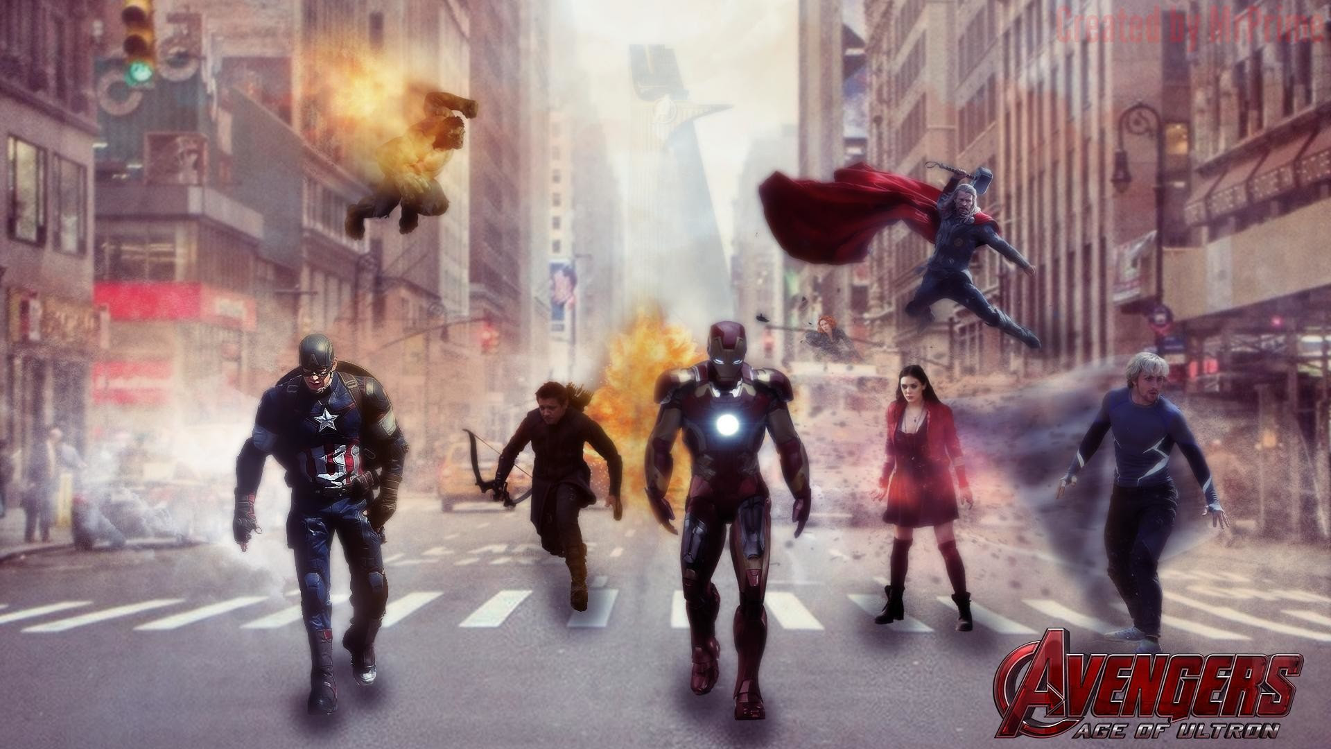 Age Of Ultron Wallpaper 78 Images