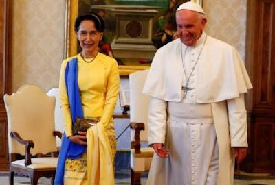 Vatican: Pope confirms trip to Burma, Bangladesh amid Rohingya violence