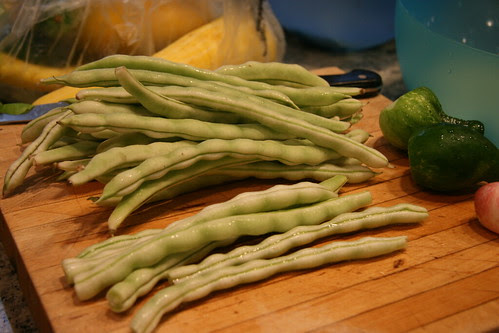 chinese beans