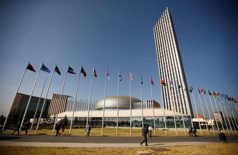 Le siège de l'Union africaine à Addis-Abeba, capitale éthiopienne.