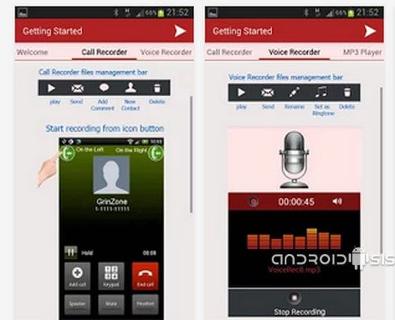 como grabar llamadas telefonicas en android 1 Cómo grabar llamadas telefónicas en Android