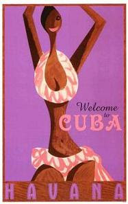 welcome to cuba poster