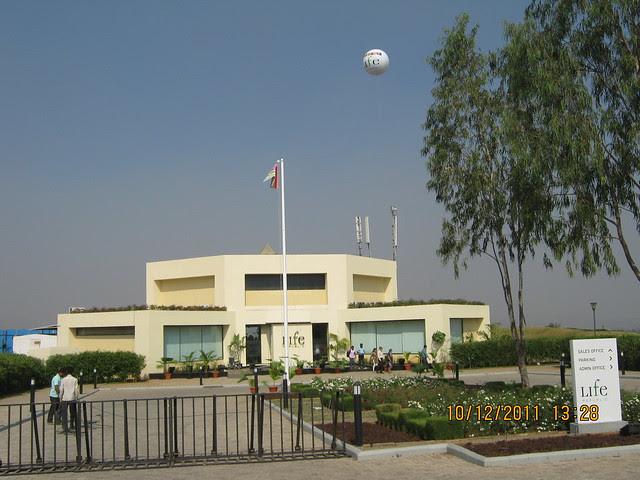 Site Office of Kolte-Patil Life Republic, Marunji - Hinjewadi, Pune 411 057