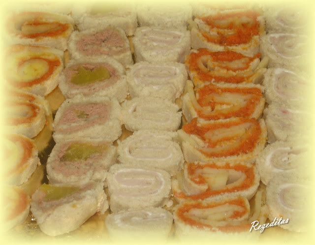CANAPES VARIADOS LIGHT