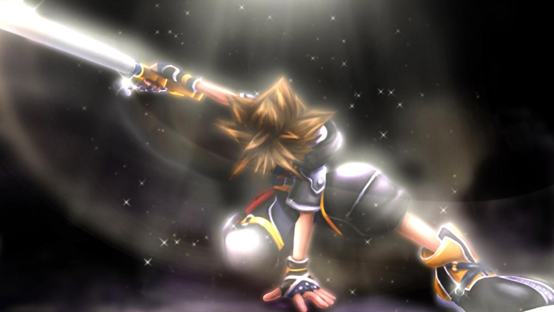 Kingdom Hearts Hd Wallpaper 1920x1080 52453