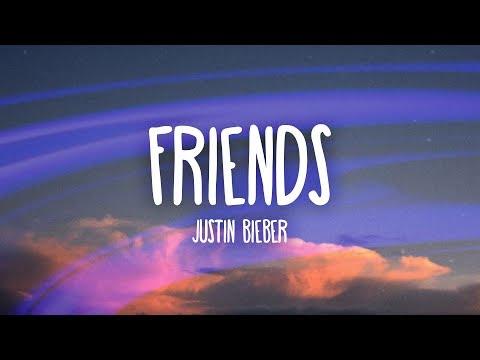 Lirik Lagu Justin Bieber - Friends