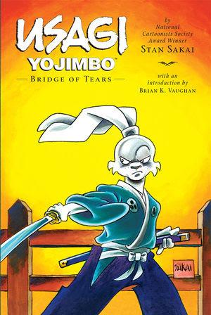 Usagi Yojimbo, v. 23: Bridge of Tears cover