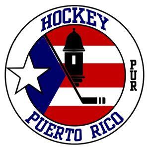 Puerto Rico hockey logo, Puerto Rico hockey logo