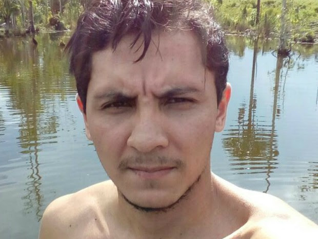 Jovem morreu após dar um salto mortal em açude no interior do Acre  (Foto: Alcemir Alves/Arquivo pessoal )